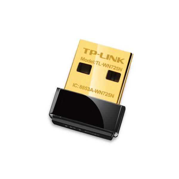 150Mbps Wireless N Nano TL- WN725N USB Adapter