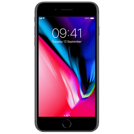 Apple iPhone 8 Plus – 64GB Space Gray